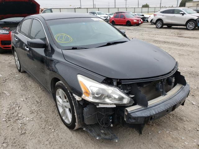 Salvage cars for sale from Copart Haslet, TX: 2013 Nissan Altima 2.5