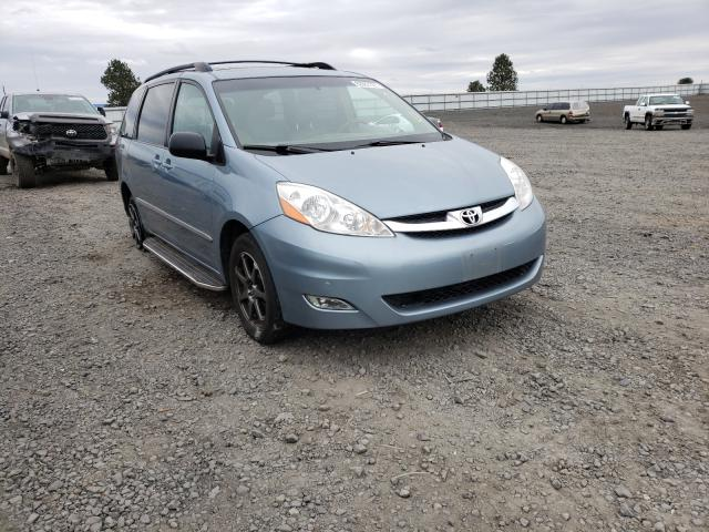 Toyota salvage cars for sale: 2006 Toyota Sienna