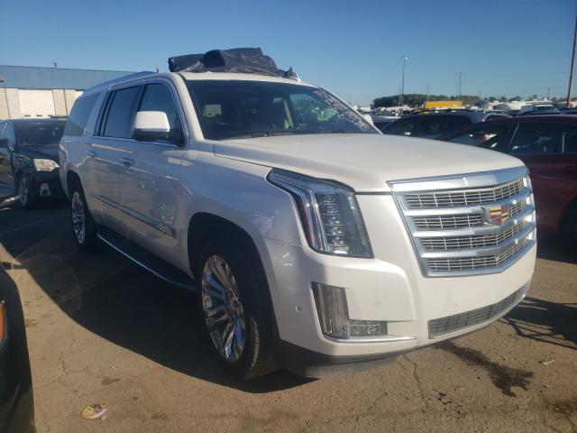 Cadillac Vehiculos salvage en venta: 2019 Cadillac Escalade E