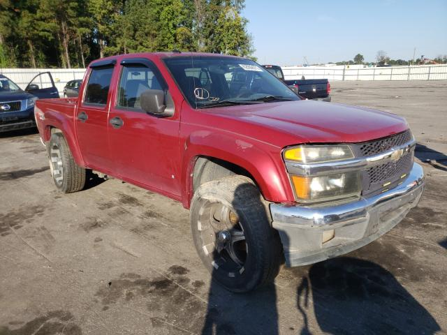 Salvage cars for sale from Copart Dunn, NC: 2006 Chevrolet Colorado
