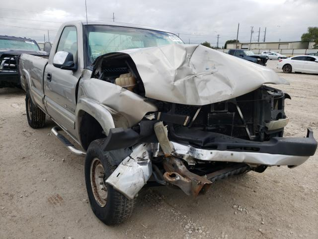 Salvage cars for sale from Copart Haslet, TX: 2002 Chevrolet Silverado