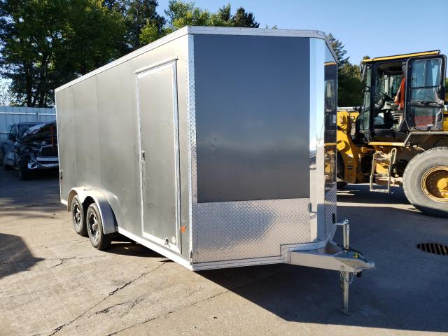 Sterling salvage cars for sale: 2019 Sterling Trailer