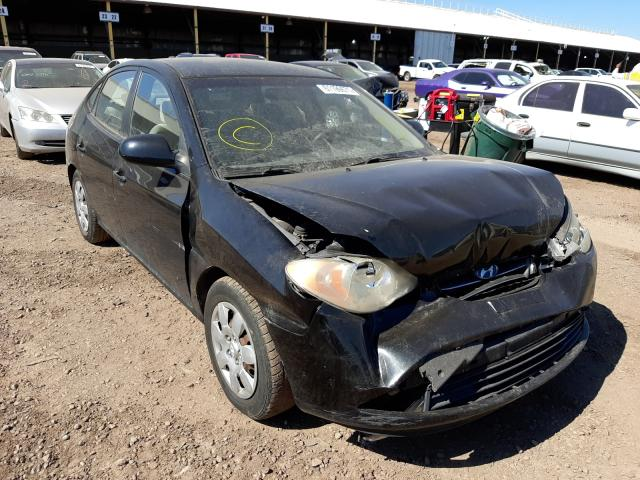 Salvage cars for sale from Copart Phoenix, AZ: 2008 Hyundai Elantra GL