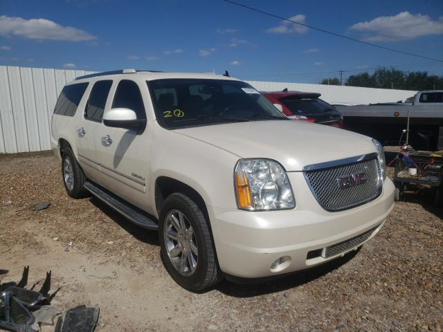 Salvage cars for sale from Copart Mercedes, TX: 2013 GMC Yukon XL D