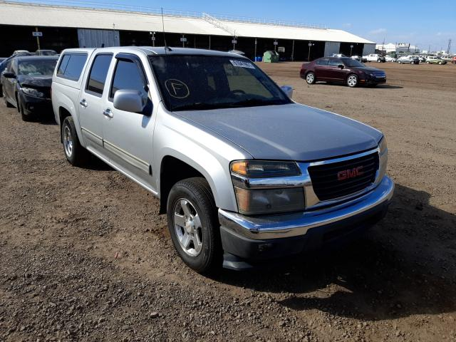 Salvage cars for sale from Copart Phoenix, AZ: 2010 GMC Canyon SLE