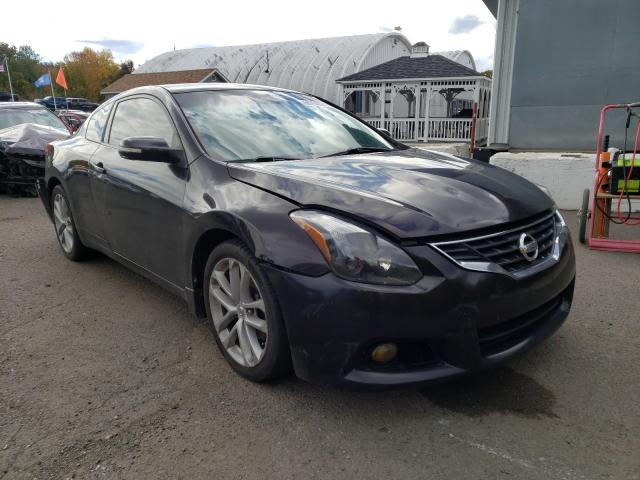 Salvage cars for sale from Copart East Granby, CT: 2010 Nissan Altima SR