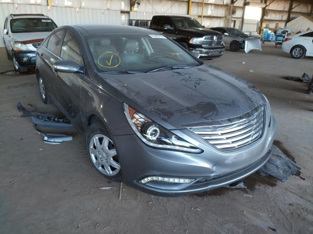 Salvage cars for sale from Copart Phoenix, AZ: 2012 Hyundai Sonata SE