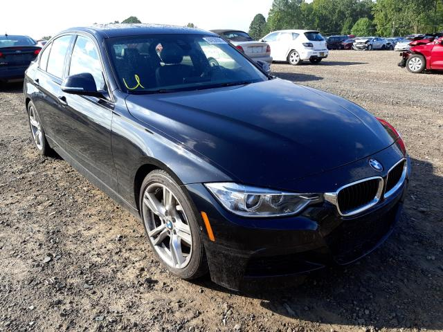 Salvage cars for sale at Conway, AR auction: 2013 BMW 335 I