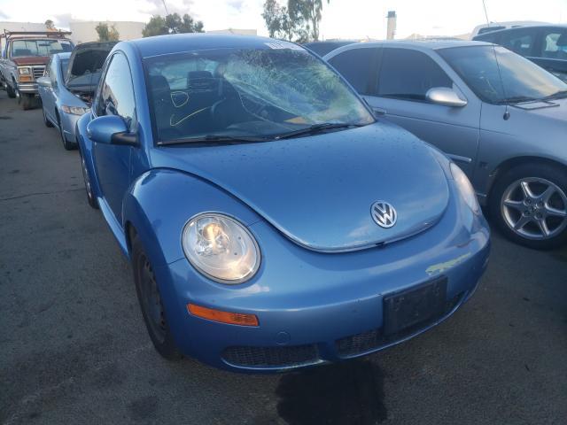 Vehiculos salvage en venta de Copart Martinez, CA: 2010 Volkswagen New Beetle