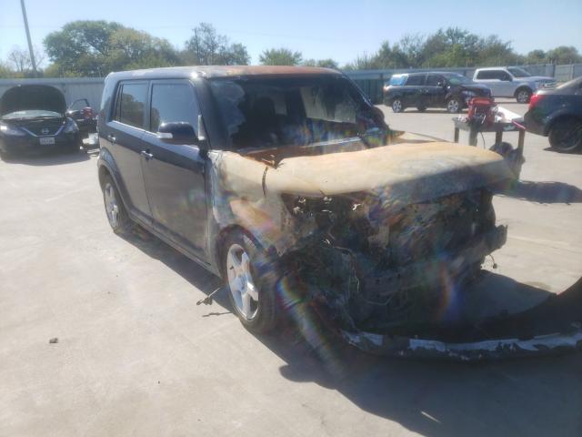 Vehiculos salvage en venta de Copart Wilmer, TX: 2008 Scion XB
