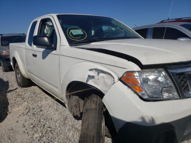 Salvage cars for sale from Copart Memphis, TN: 2015 Nissan Frontier S