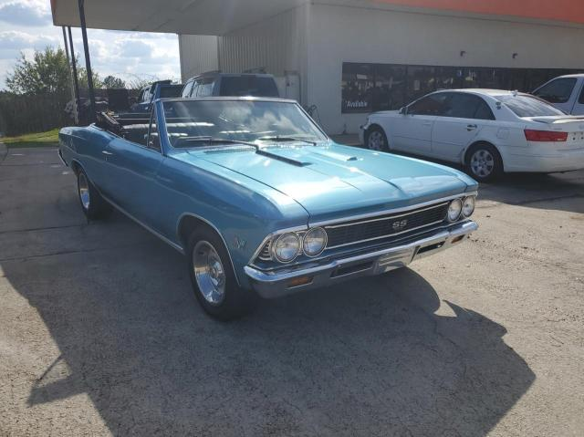 Chevrolet Chevelle salvage cars for sale: 1966 Chevrolet Chevelle