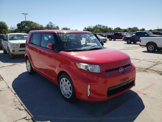 Vehiculos salvage en venta de Copart Wilmer, TX: 2014 Scion XB