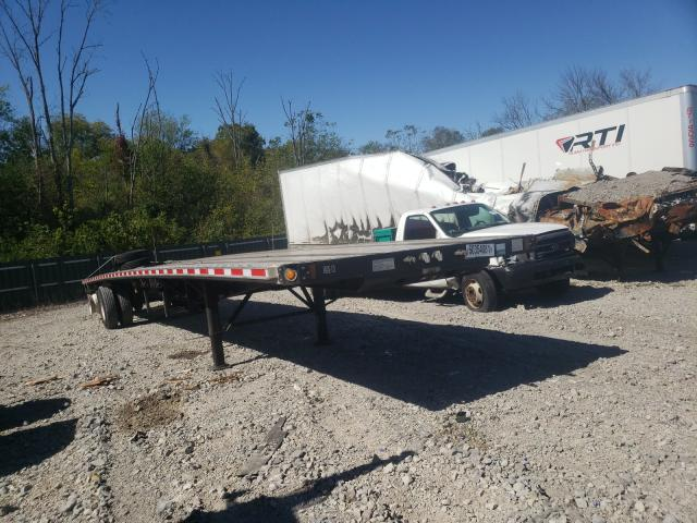 Fontaine salvage cars for sale: 2015 Fontaine Flatbed TR