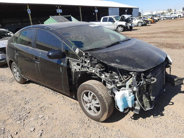 Salvage cars for sale from Copart Phoenix, AZ: 2015 Toyota Prius
