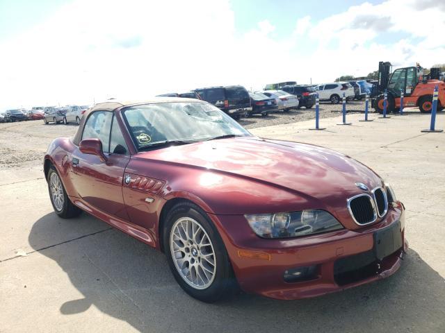 2001 BMW Z3 2.5 en venta en Grand Prairie, TX