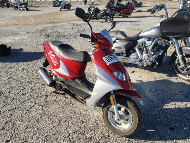 Salvage motorcycles for sale at Gainesville, GA auction: 2006 Zongshen ZS125 T-30
