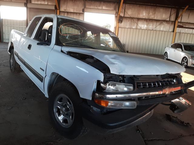 Salvage cars for sale from Copart Phoenix, AZ: 2000 Chevrolet Silverado