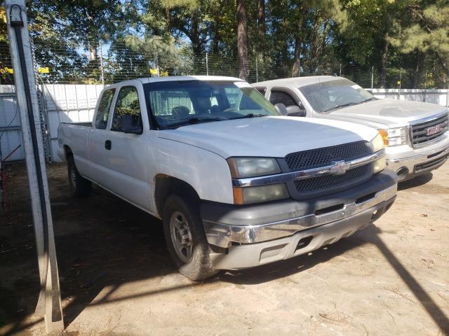 Vehiculos salvage en venta de Copart Austell, GA: 2003 Chevrolet Silverado