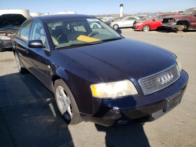 Vehiculos salvage en venta de Copart Martinez, CA: 2003 Audi A6 3.0 Quattro
