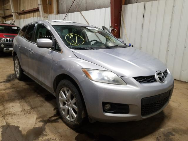 Salvage cars for sale from Copart Anchorage, AK: 2007 Mazda CX-7