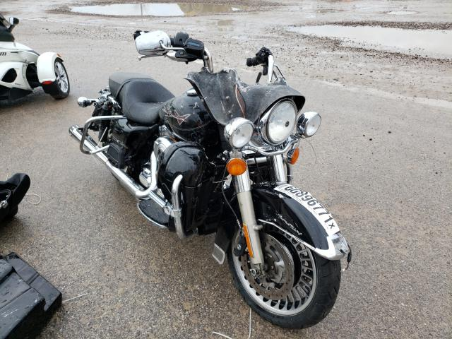 Salvage motorcycles for sale at Houston, TX auction: 2013 Harley-Davidson Flhr Road