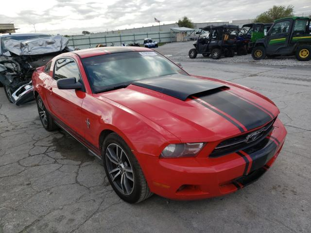 Salvage cars for sale from Copart Tulsa, OK: 2010 Ford Mustang