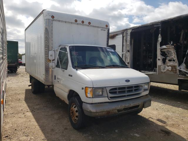 Salvage cars for sale from Copart Grand Prairie, TX: 1998 Ford Econoline