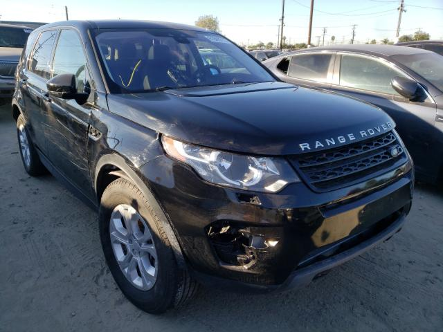 Land Rover Discovery salvage cars for sale: 2020 Land Rover Discovery