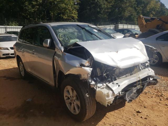 Toyota salvage cars for sale: 2012 Toyota Highlander