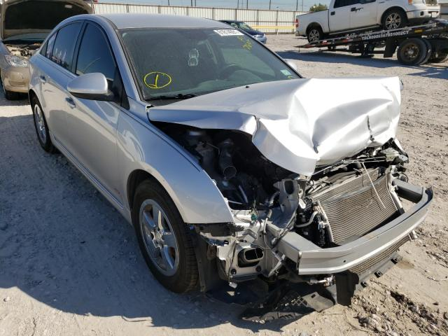 Salvage cars for sale from Copart Haslet, TX: 2016 Chevrolet Cruze Limited