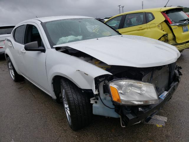 Dodge salvage cars for sale: 2013 Dodge Avenger SE