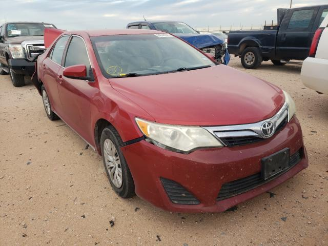 2012 TOYOTA CAMRY BASE 4T4BF1FK7CR189668