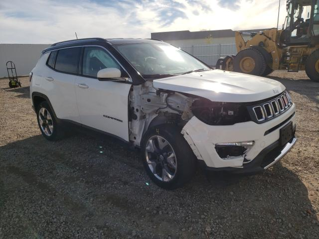 Vehiculos salvage en venta de Copart Bismarck, ND: 2018 Jeep Compass LI