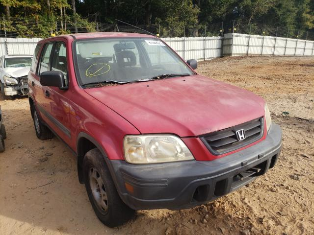 Salvage cars for sale from Copart Austell, GA: 2001 Honda CR-V LX