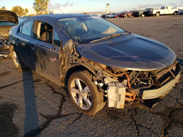 Vehiculos salvage en venta de Copart Martinez, CA: 2011 Chevrolet Volt