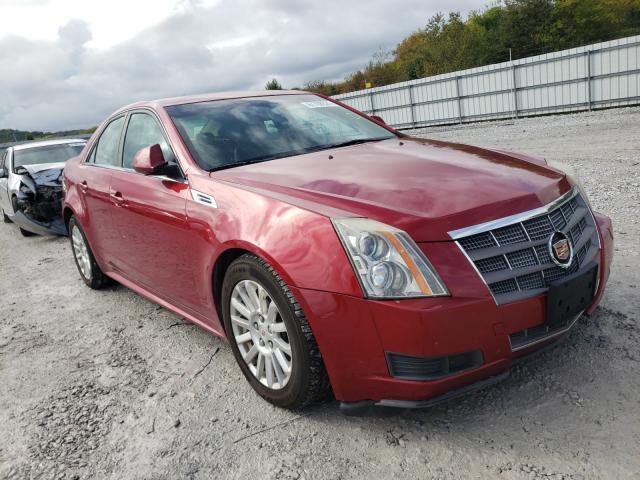 Cadillac Vehiculos salvage en venta: 2010 Cadillac CTS Luxury