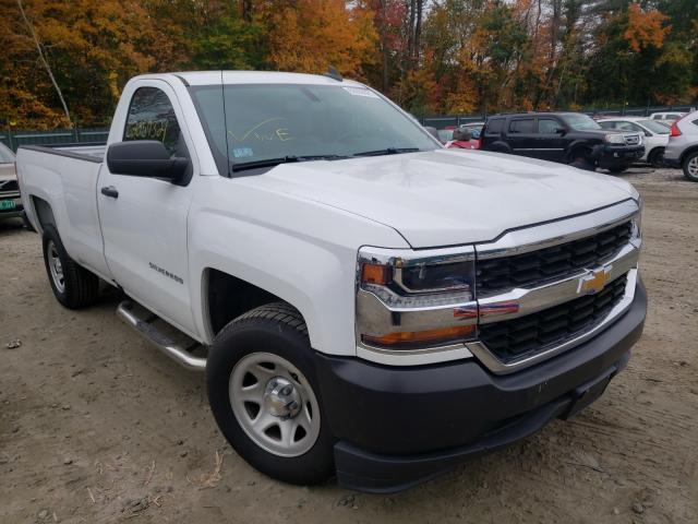 2016 Chevrolet Silverado en venta en Candia, NH
