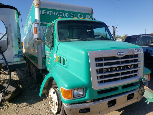 Sterling salvage cars for sale: 2004 Sterling LT 7500