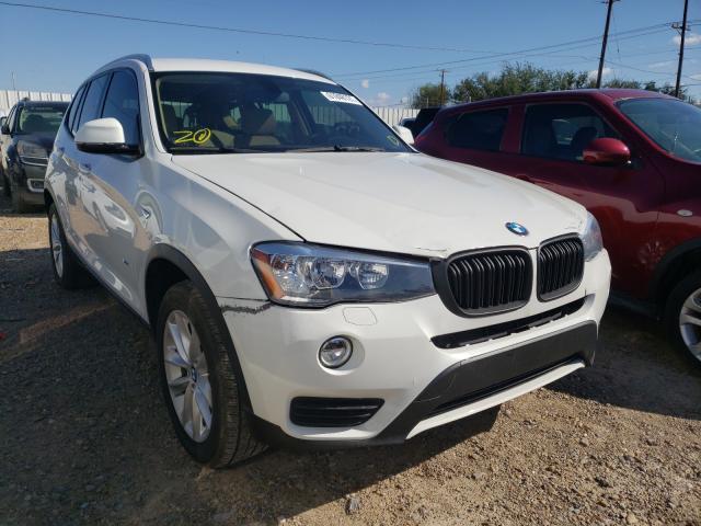 2016 BMW X3 SDRIVE2 5UXWZ7C54G0R31884