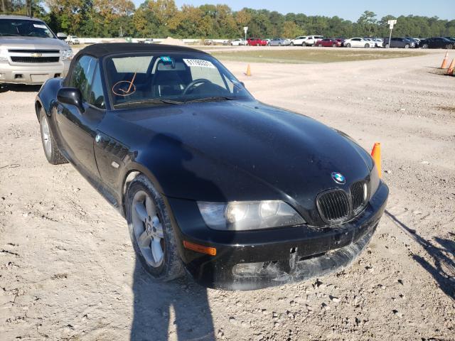 2001 BMW Z3 2.5 en venta en Houston, TX