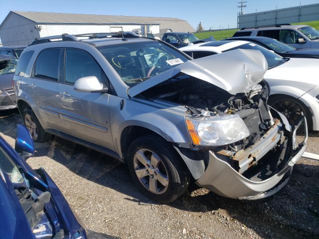 Pontiac Torrent salvage cars for sale: 2006 Pontiac Torrent
