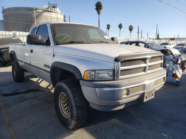 Dodge salvage cars for sale: 1999 Dodge RAM 2500