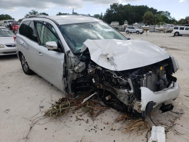 Nissan Vehiculos salvage en venta: 2020 Nissan Pathfinder
