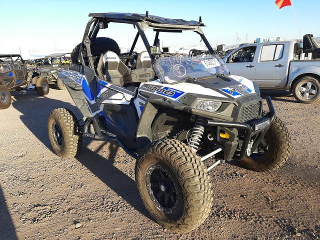 Salvage motorcycles for sale at Phoenix, AZ auction: 2017 Polaris RZR XP 100