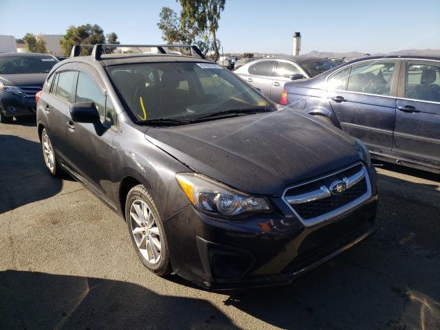 Vehiculos salvage en venta de Copart Martinez, CA: 2013 Subaru Impreza PR