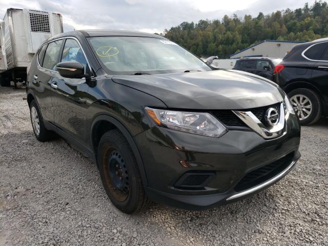 Nissan Vehiculos salvage en venta: 2015 Nissan Rogue S