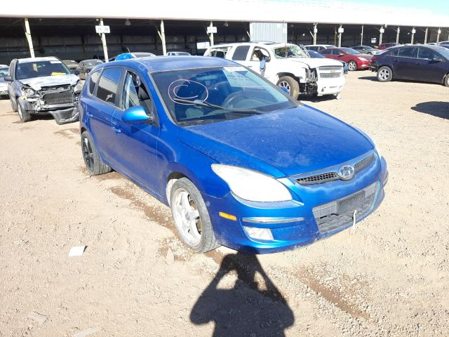 Salvage cars for sale from Copart Phoenix, AZ: 2009 Hyundai Elantra TO