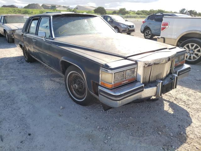 Cadillac Vehiculos salvage en venta: 1988 Cadillac Brougham