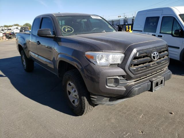 Salvage cars for sale from Copart Nampa, ID: 2016 Toyota Tacoma ACC